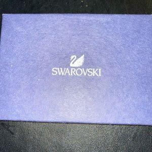 Swarovski Jewelry - Swarovski crystal brooch